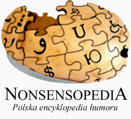Nonsensopedia wiki logo