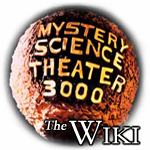 logo of MST3K Wiki - Mystery Science Theater 3000