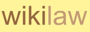 Wiki-Law.org logo