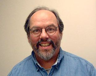 A beaming Ward Cunningham, circa 2006